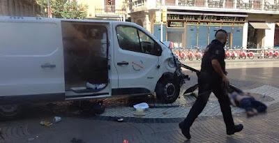 Os recentes conflitos raciais nos EUA e o terrorismo em Barcelona