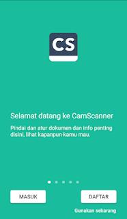 selamat datang camera scanner