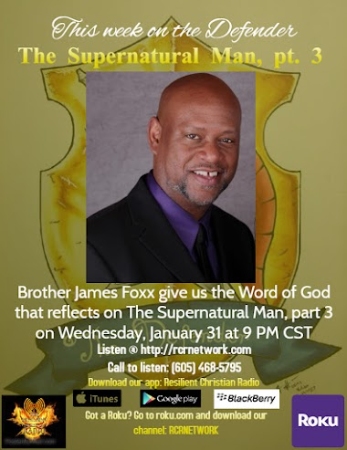 The Supernatural Man, Part 3