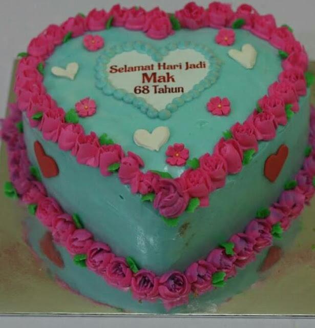 Kek Butter Untuk Mama