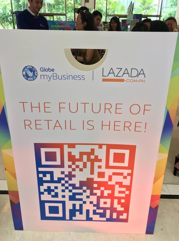 "Globe myBusiness and Lazada introduced DigiMall which served as a  re-imagination of the marketplace using a ""digital"" shopping mall 4dfbd67b4"