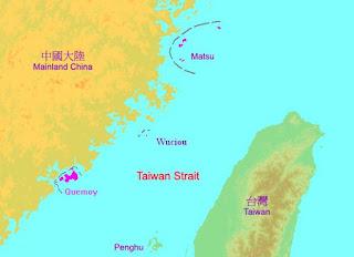 China advierte a EE.UU. que iría a la guerra por Taiwán