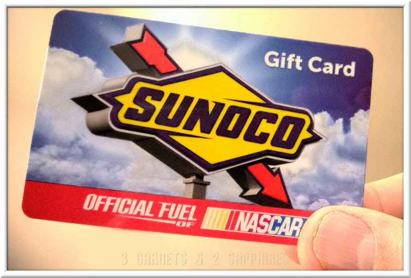 Sunoco Gift Cards can be used for much more than just filling the gas tank