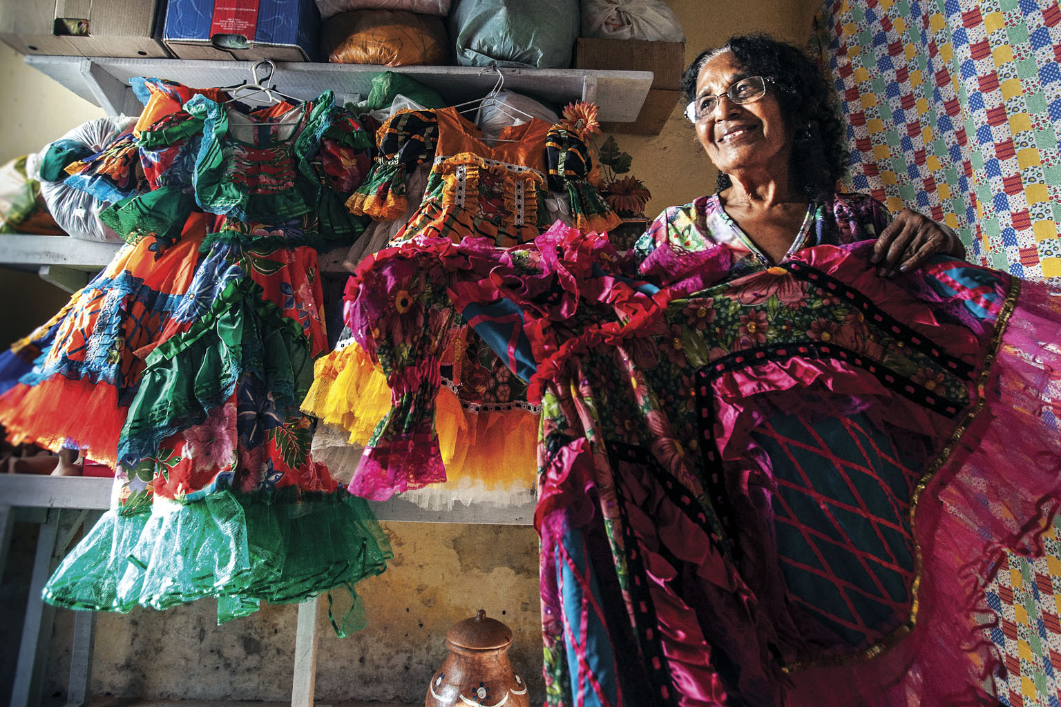 f6a3e3330c3 Livro reúne relatos e fotos dos Mestres da Cultura do Ceará