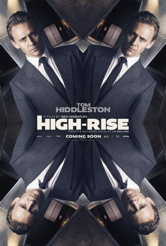 high-rise poster tom hiddleston