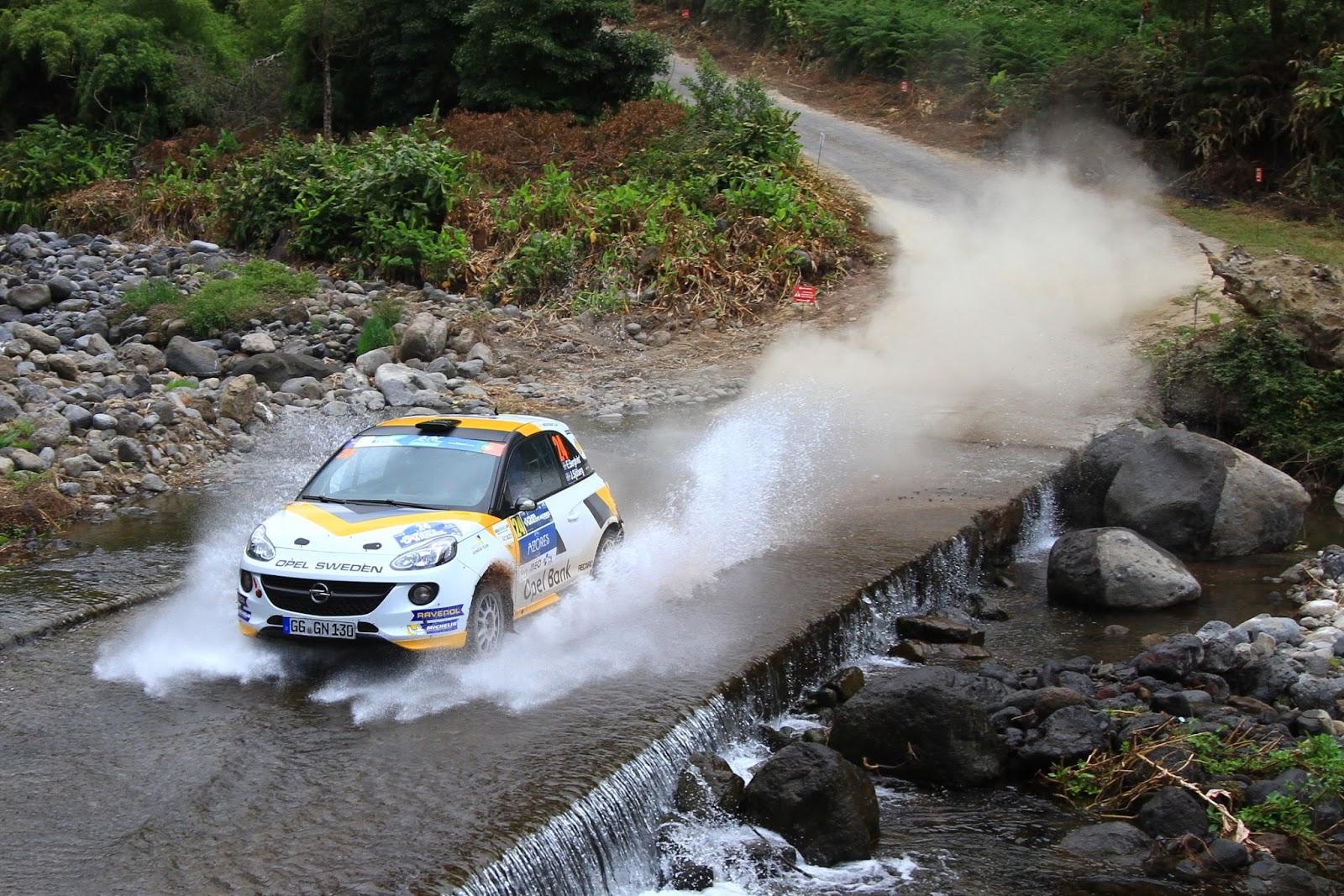 ADAC Opel Rallye Cup 2015 298099 Το Opel ADAM R2 αποδεικνύεται σε αγωνιστικό εργαλείο Opel, Opel ADAM, Opel ADAM R2, Rally