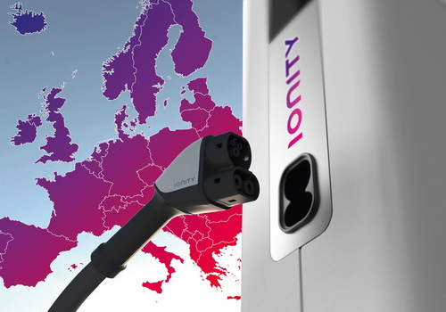 Tinuku Ionity build hundreds of fast charging stations for electric cars