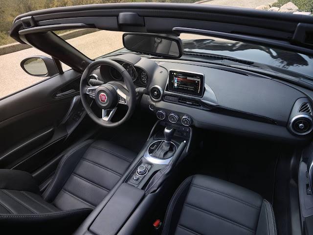 Fiat 124 Spider tem produção encerrada na Itália