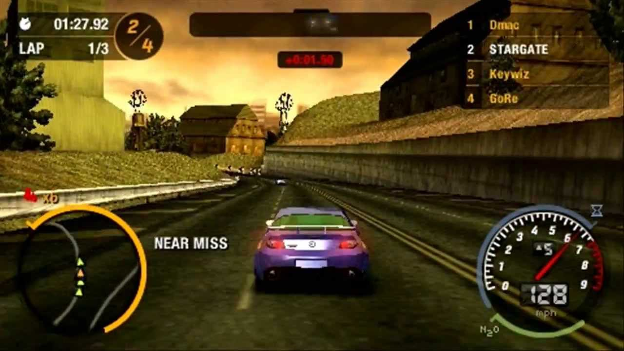 best psp racing games