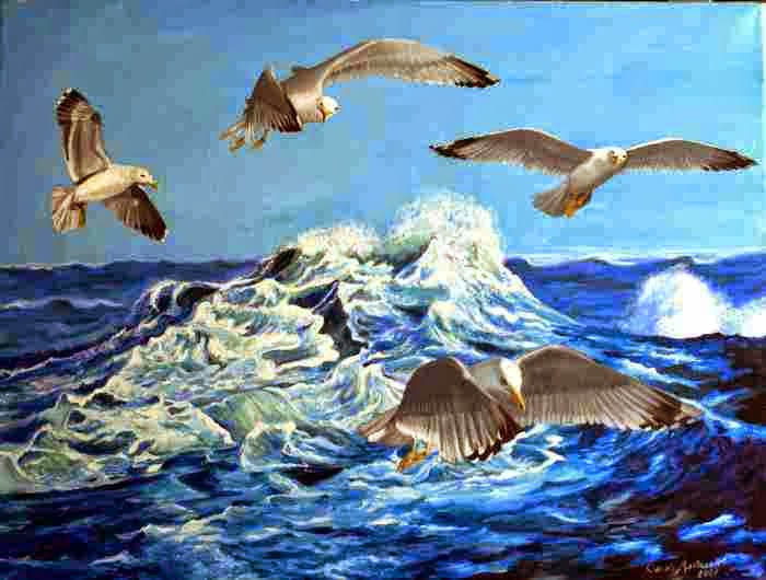 Современный испанский художник. Rafael Casals Martorell