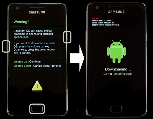 How to Recover Samsung Galaxy S5 from Bootloop and Nearly Softbrick