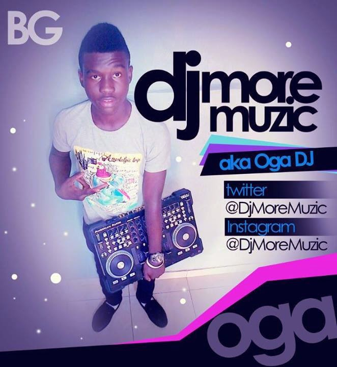 Mixtape: @DJMoreMuzic – FreeStyle Mixtape #DJMoreMuzicOgaDJ