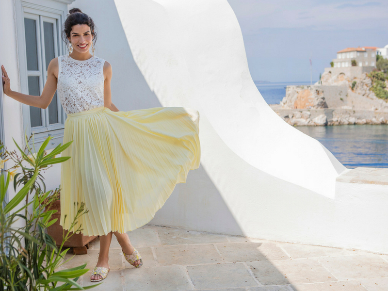 "Shopping Files: H&M ""Under the sun"" Η νέα καλοκαιρινή καμπάνια της Η&Μ είναι ένα ταξίδι έμπνευσης γύρω από τον κόσμο της καλοκαιρινής μόδας 