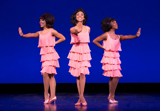 Giveaway: 4-pack of tickets for Motown the Musical, 4/18 at the Fisher Theatre, Detroit