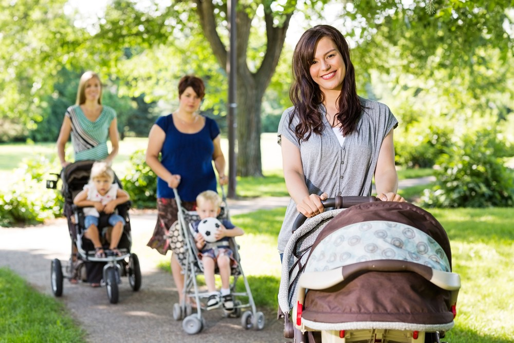 New Age Mama: Mommy Tribe: Ways to Connect with New Moms in Your