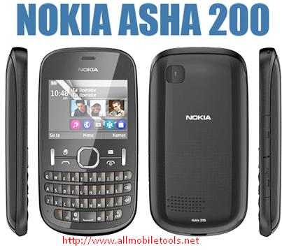 Nokia Asha 200 RM-761 Latest Flash File V12.04 Free Download