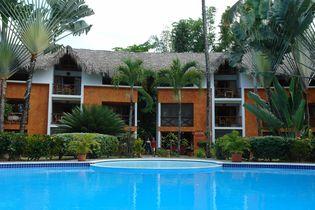 La residencia del paseo piscine