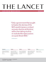 Image of The Lancet journal