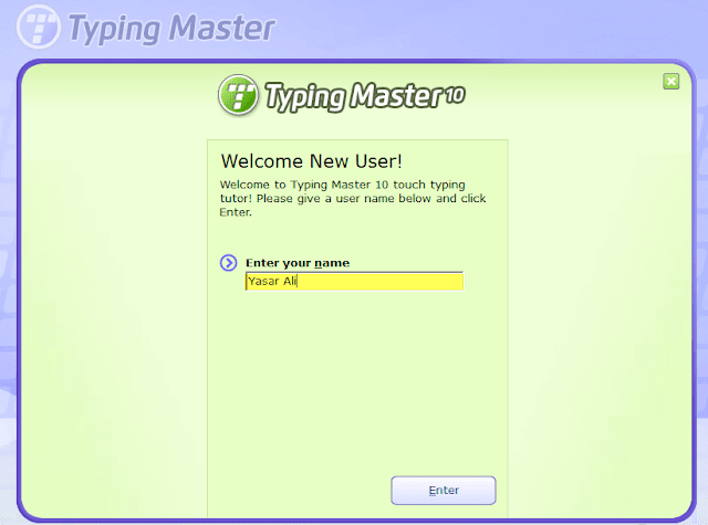 Free Download Typing Tutor