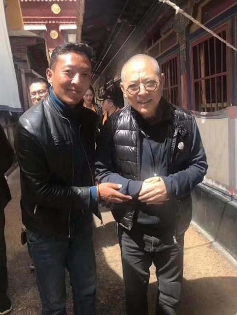 Jet Li hypothyroidism at 55