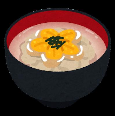 いちご煮のイラスト