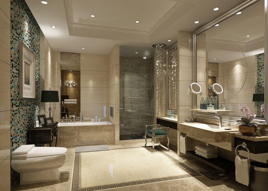 50 desain interior kamar mandi mewah | desainrumahnya
