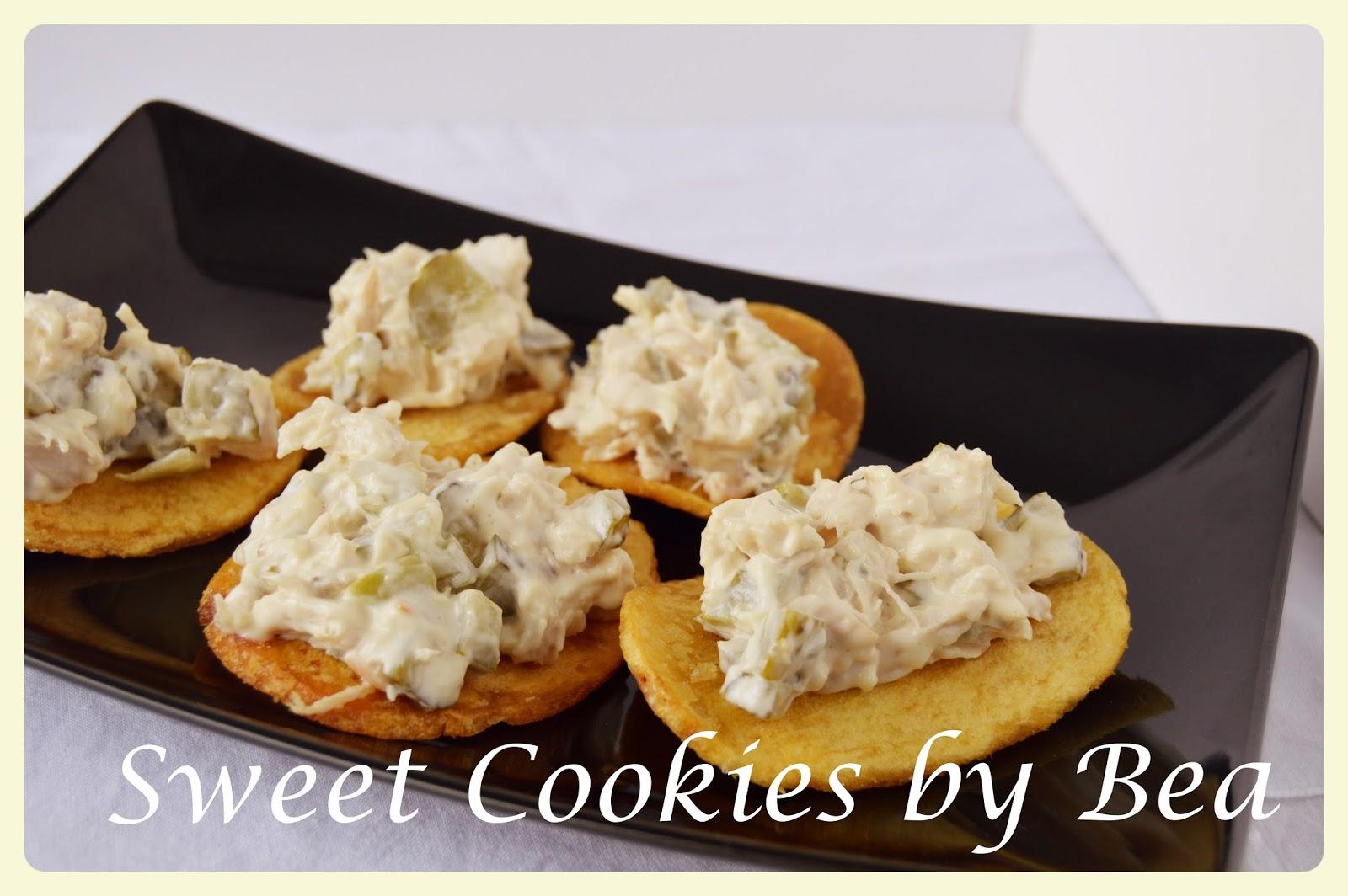 Sweet cookies by bea ensalada de pollo con pepinillos for Cocina de aprovechamiento