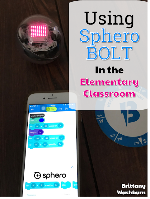 Once your students master the basics, the possibilities are truly endless for using BOLT in the classroom.