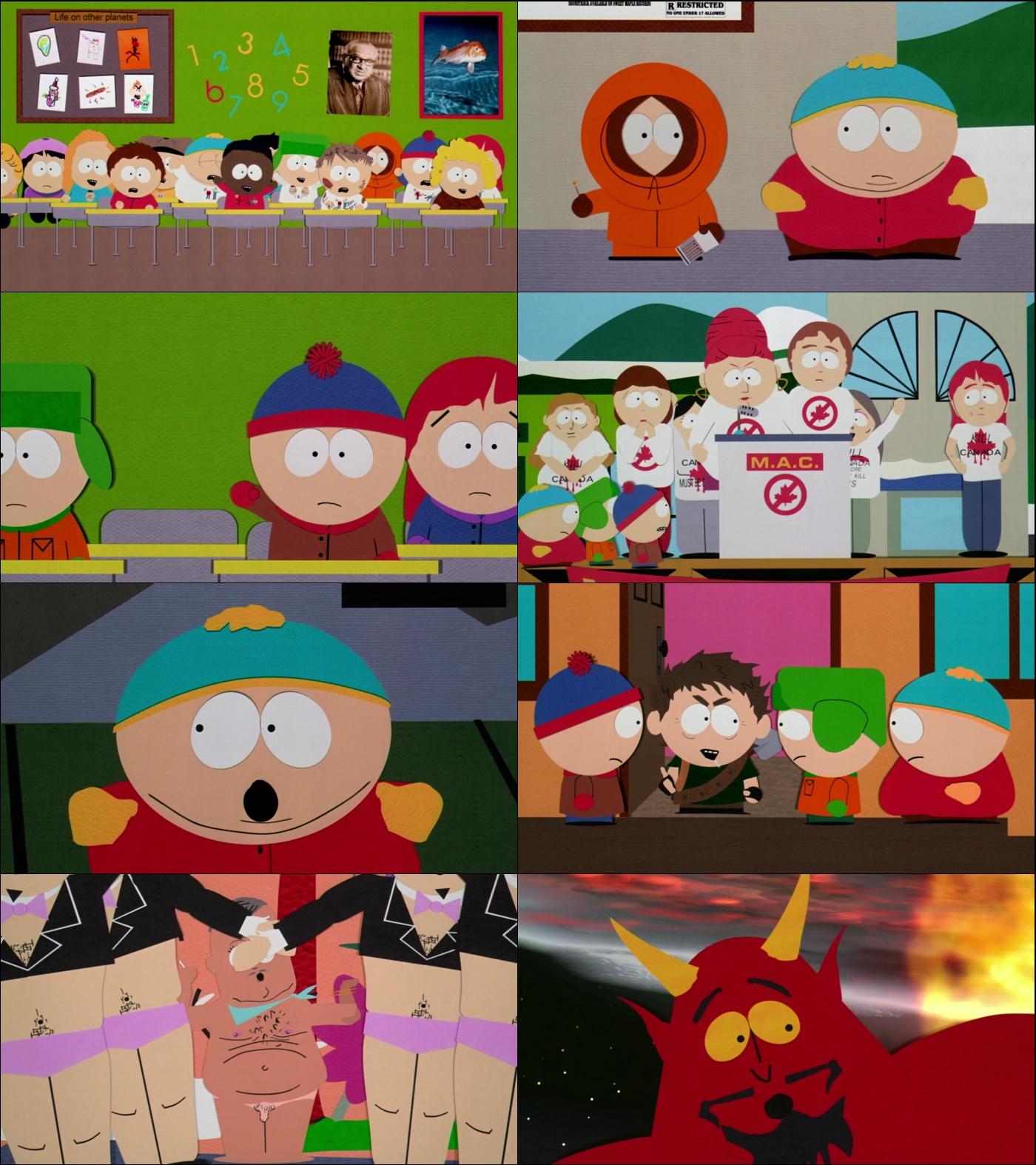 South Park La Pelicula 1080p Latino
