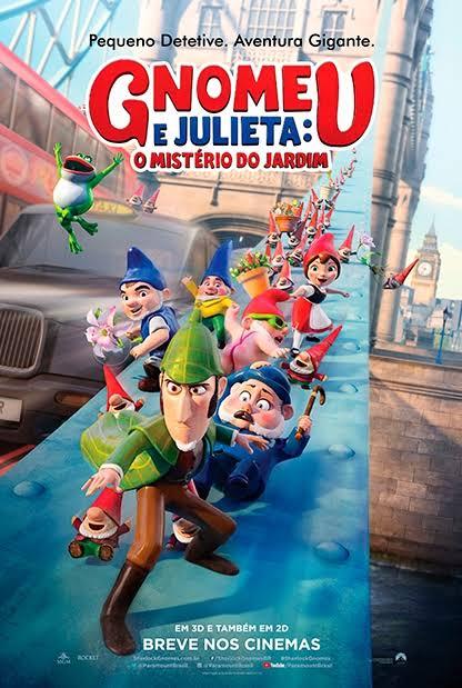 Download Gnomeu e Julieta: O Mistério do Jardim Torrent