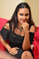 South Actress Amulya in short black dress at Kalamandir Foundation 7th anniversary Celebrations ~  Actress Galleries 061.JPG