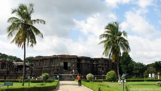 Hoysaleshwara Temple In Halebidu, karnataka temples yatra