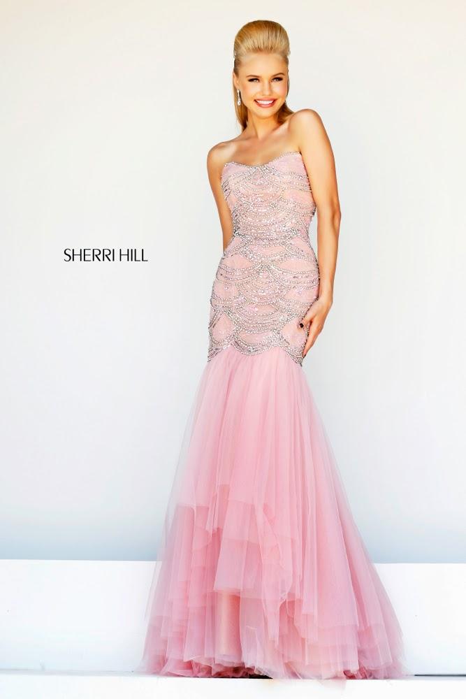 Bonito Sherri Vestido De Fiesta Ornamento - Ideas de Vestido para La ...