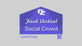 Fixed Vertical Social Crow