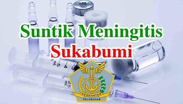 Alamat Tempat Suntik Vaksin Meningitis di Sukabumi