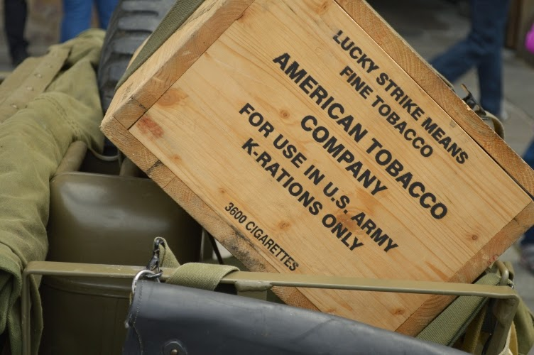 Convoy of Liberty 2014, ww2, Pilsen, world war, tobacco, cigarettes