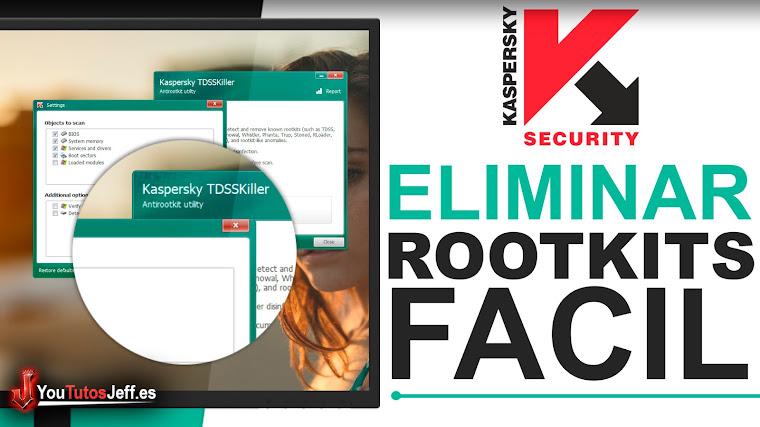 Eliminar Rootkits de Windows - Descargar TDSSKiller Gratis