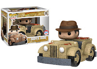 Pop! Rides: Indiana Jones Adventure.