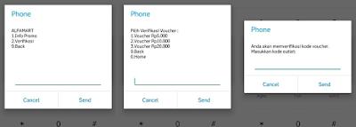 Penukaran Poin Telkomsel di Alfamart