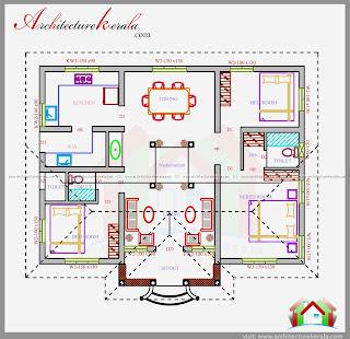 architecture%2Bkerala%2B07%2B09 Simple House Plans Sq Ft on simple 1800 sq ft house plans, simple 1000 sq ft house plans, simple 800 sq ft house plans, simple 2000 sq ft house plans,