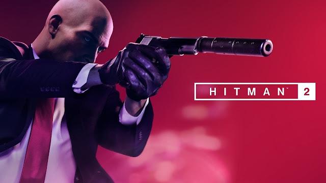 Hitman 2 PC Poster
