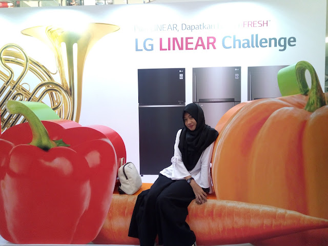 LG Inverter Linear: Solusi Masalah Terbuangnya Bahan Pangan