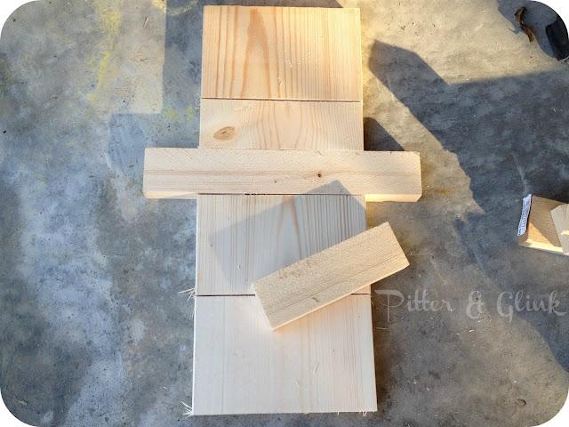 Guest Post   Scrap Wood Snowman