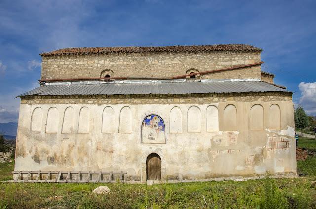 Sv. Nikola, Manastir village, Mariovo