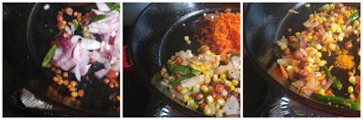 puffed rice upma5