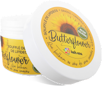 No Poo e Low Poo - Máscara ButterFlower da Kah-noa (resenha Completa do Soufflé de Lipídeos)