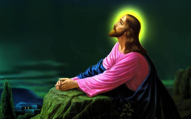 download besplatne pozadine za desktop 1440x900 Uskrs čestitke blagdani Happy Easter Isus Krist Getsemanski vrt