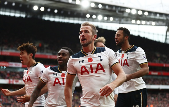 Harry Kane perfect for Man United, says Ray Parlour