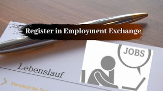 Register in Employment Exchange