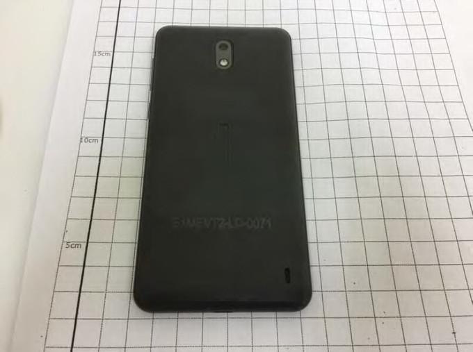 Nokia 2 back